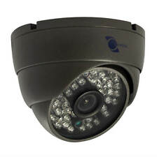 "LineMak Dome camera, 1/3"" SONY CCD Sensor, 700TVL, 6mm lens, 131ft IR, 48 LEDs"