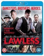 Lawless [Blu-ray] [DVD][Region 2]