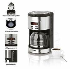 Filter-Kaffeemaschine Kaffeeautomat 1,8L Timer Warmhalteplatte 15 Tassen Display