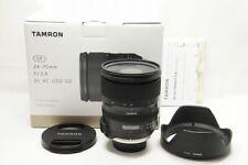 TAMRON SP 24-70mm F2.8 Di VC USD G2 A032 Lens for Nikon F Mount #210907c