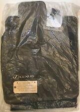 LEXUS OEM FACTORY FLOOR MAT SET 2003-2006 LS430 TAUPE