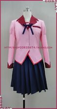 Bakemonogatari  Hanekawa Tsubasa   Cosplay Costume Custom Any Size 0836   hot
