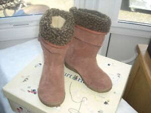 Start-rite BOOTS MARCELLA GREAT ALL ROUND BOOT UK 9.5F  PRICE £25
