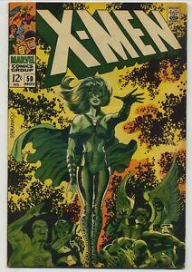 X-Men 50 Classic Jim Steranko Artwork First Polaris