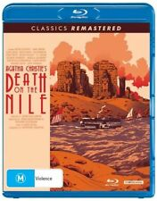 Death On The Nile : NEW Blu-Ray