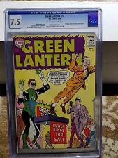 Green Lantern #  31    CGC  7.5