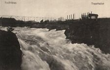 15743/ Foto AK, Trollhättan, Toppölallet, ca. 1910