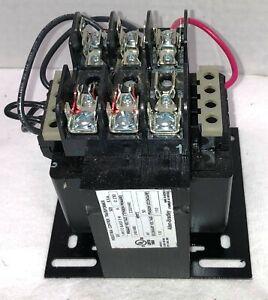 Unused Allen Bradley Bulletin 1497 Global Control Circuit Transformer Step Down