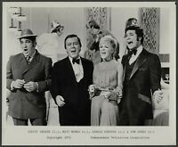 Tom Jones Matt Monro Connie Stevens Original 1971 Photo This is Tom Jones
