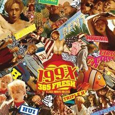 TRIPLE H-[199X] 1ST MINI ALBUM CD+Poster+3eaPhotobook+Sticker+Lyrics+Card Sealed