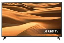 LG 55UM7100 PLB TV Led 55 Pollici UHD 4K HDR Smart TV AI ThinQ Google Assistant