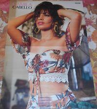 Camila Cabello / Liam Payne - Magazine Poster (A3)
