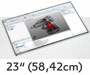 "23"" 58,42cm DISPLAY LG PHILIPS LM230WF5 07YPHH FHD OPTIPLEX 9010 VOSTRO 360 V155"