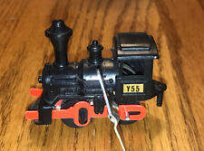 Vintage Wind Up Black Train Toy Chattanooga Choo Choo Collectible YONE