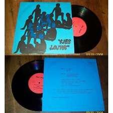 YVES LOUYOT - Same Rare French 10' 25CM LP Folk Private Press
