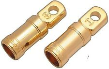 Pair Audiopipe Btc10 1/0ga Ring Terminal Set Screw Style Ring Terminal