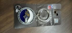 NFL Official Key Chain Baltimore Ravens Free Shipping