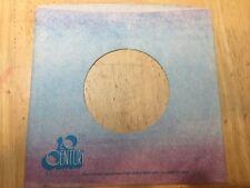 "20TH CENTURY Records Company Sleeve  for 7"" Vinyl   NM"
