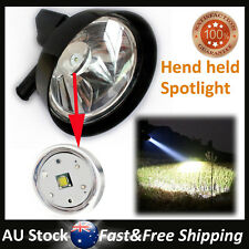 700W High Power LED Rechargeable Spotlight Hand Held Torch Hunting Spot Beam NEW