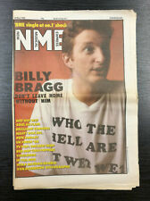 NME: Billy Bragg & Wet Wet Wet, Red Hot Chili Pepers, Soul Asylum, 28th May 1988