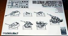 Waffenzusatzset für P.1000 ratte Von Modelcollect In 1/72
