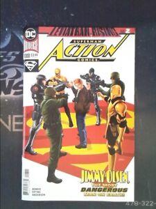 Action Comics #1008 (DC, 2019) VF/NM 9.0 (7895)