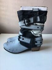 ST. OLIVER ladies mid calf boots EU size 37