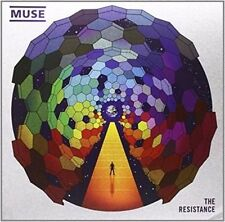 Muse The Resistance 2 X 180gm Vinyl LP 2015 &