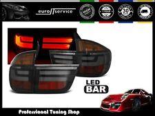 FEUX ARRIERE ENSEMBLE LDBME3 BMW X5 E70 2007 2008 2009 2010 SMOKE LED