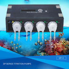 DP Series Auto Dosing Pump Automatic Doser Marine Reef Aquarium Fish Tank JEBAO