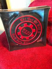 Bat Out of Hell II Back into Hell Limited Edition Meat Loaf CD Wheel Box! NEW!