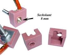 Silikon Socke, für MK 8. (Anet A6,A8) 2 Stück.