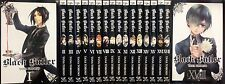 Black Butler ( Vol. 1-23 ) English Manga Graphic Novels SET lot New