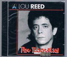 LOU REED THE ESSENTIAL CD NUOVO SIGILLATO!!!