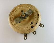 1x 750 Ohm 150W Rheostat Wirewound Resistor Potentiometer 150 Watt 750ohm