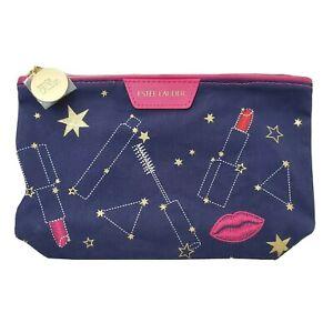 Estee Lauder Cosmetic pouch bag Case Travel makeup Kit NWOT