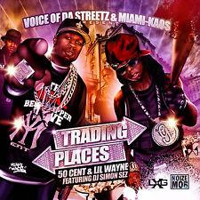 Lil Wayne vs 50 Cent Mixtape Trading Places Blends Remixes YMCMB G UNIT Hot!!
