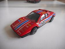 Bburago burago Ferrari 512 BB in Red on 1:43
