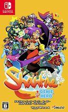 NEW Nintendo Switch Shantae 1/2 Genie Hero Ultimate Edition JAPAN import game