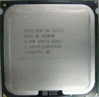 Intel Xeon E5472 3 GHz Quad-Core SLANR (EU80574KL080N) Processor w/Grease
