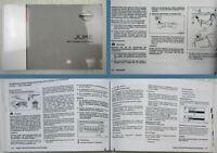 Nissan Juke Betriebsanleitung Bedienung Instandhaltung 2012