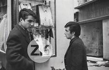 LES MAUVAISES FREQUENTATIONS Jean EUSTACHE LEAUD  ZIMMERMANN Tournage Photo 1963