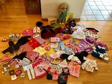 American Girl Lanie Doll - Huge Lot Of Clothes And Fun Accessories
