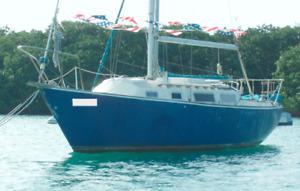 1976 Sabre 28' Sailboat - Florida