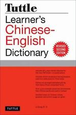 Tuttle Learner's Chinese-English Dictionary by Li Dong (2015, Paperback)