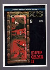Cerebus the Aardvark #28 Nm- Autographed by Dave Sim (1st Page)