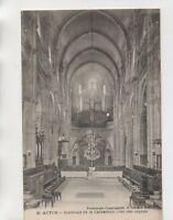 AUTUN - Intérieur de la cathédrale St Lazare  (A6773)
