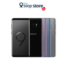 """SAMSUNG Galaxy S9 SM-G960F 4GB 64GB 5.6"""" Unlocked Android Phone - All Colours"""