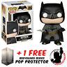 FUNKO POP VINYL DC BATMAN VS SUPERMAN - BATMAN #84 VINYL FIGURE + PROTECTOR