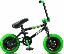 Rocker Irok Mini principal Mini Rocker + Bicicleta BMX Negro Verde Raro Entrega Gratis